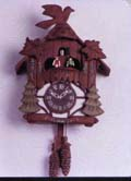 ginger bread cuckoo clock